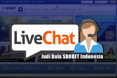 LiveChat Sbobet